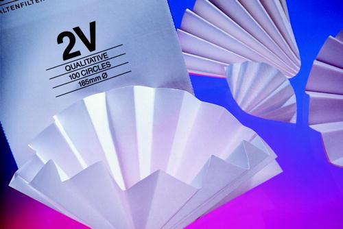 Фильтровальная бумага, бумага для фильтрования